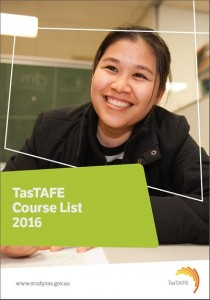 TasTAFE Course List including prices
