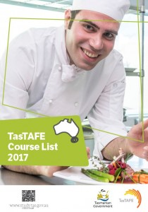 TasTAFE 2017 course list_cover